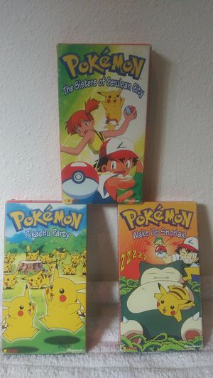 Pokemon collectables for Sale in Hemet, CA