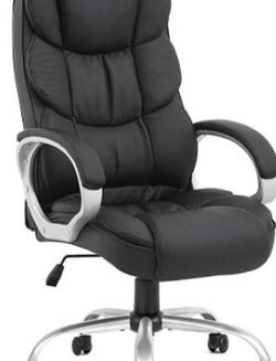 Ergonomic Leather Office Chair Swivel - Unopened for Sale in Seattle,  WA