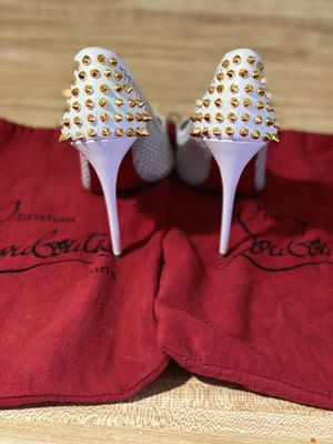 Christian Louis Vuitton/Red Bottom Heels for Sale in Las Vegas, NV