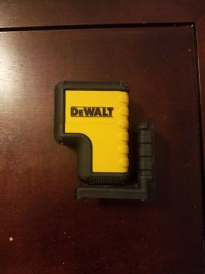 Dewalt laser level never used for Sale in Phoenix, AZ