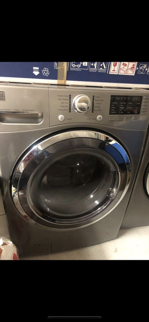 Brand new washer and dryer...