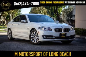 2016 BMW 5 Series for Sale in Long Beach, CA