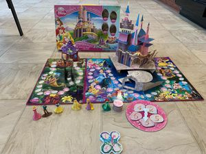 Disney Princess Board Game + Extension for Sale in Aberdeen, MD