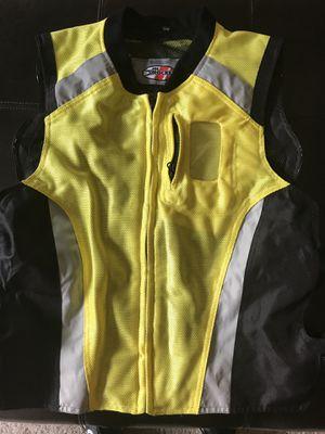Mil-Spec Motorcycle Reflective Vest for Sale in Grovetown, GA