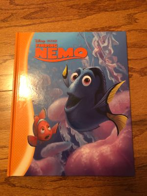 Like new Finding Nemo book for Sale in Crystal Lake, IL