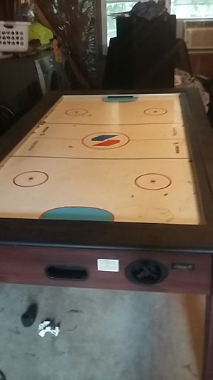 Sportcraft air hockey/ pool table for Sale in Charlotte, NC