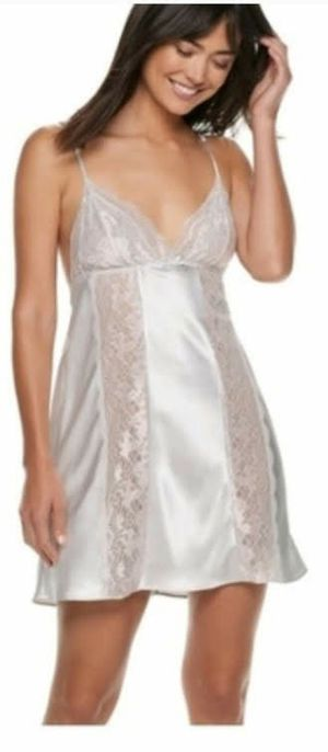 Womens Satin Lace Chemise for Sale in Round Rock, TX