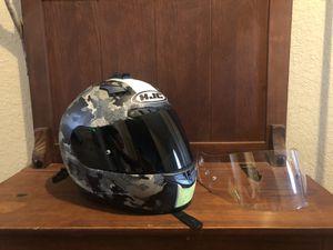 Mens HJC Motorcycle Helmet for Sale in Spring Hill, FL