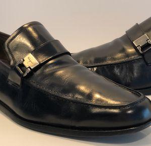 Salvatore Ferragamo Black Leather Loafer 🔥🔥👌👌Mens 11.5 for Sale in Miami, FL