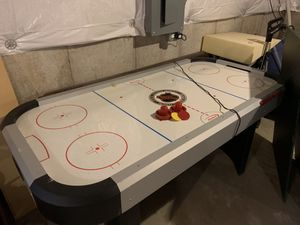 Halex air hockey and ping pong top table for Sale in Shorewood, IL
