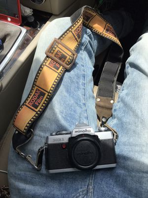 Vintage camera with strap 1980s for Sale in Marshall, TX