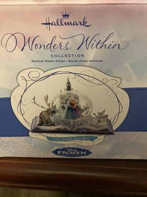 Disney snow globes for Sale in Spring Hill, TN