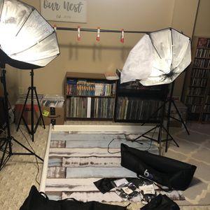 Photography indoor equipment for Sale in Woodbridge, VA