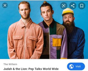 Judah and The Lion Oct 18 for Sale in West Los Angeles, CA