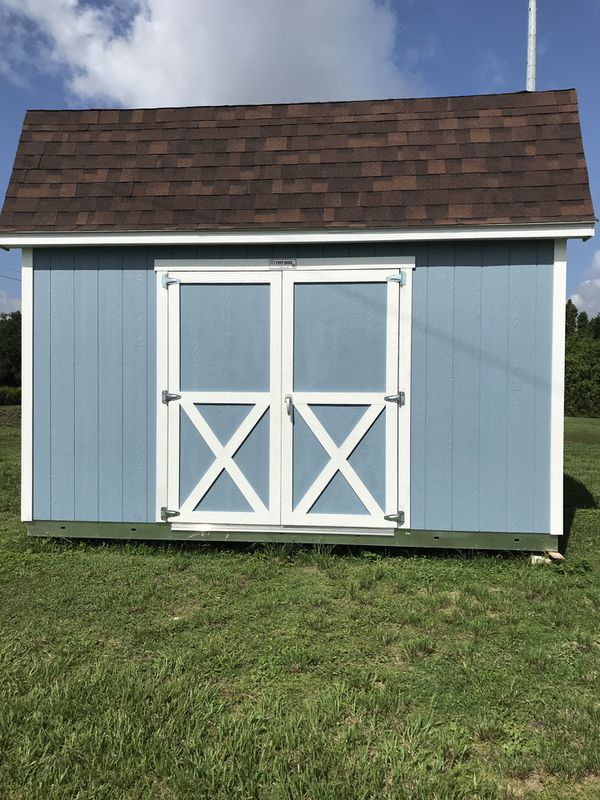 Tuff shed now open. Receive 5% off when you mention offer up.
