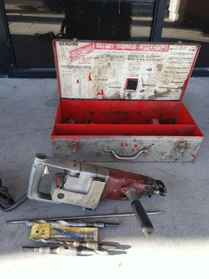 Milwaukee hammer drill for Sale in Las Vegas, NV