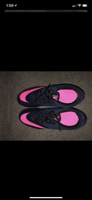 Rare Nike Indoor Soccer Shoes Size 11 for Sale in San Jose, CA