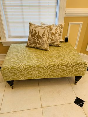 Beautiful ottoman for Sale in Annandale, VA