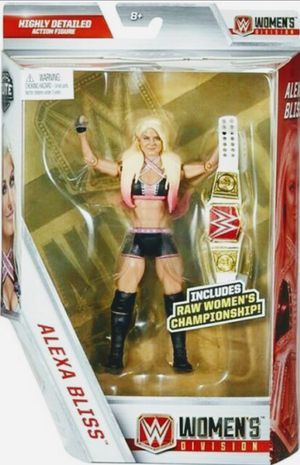 New WWE Elite Collection Alexa Bliss Action Figure. for Sale in Apopka, FL