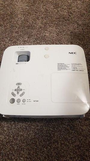 NEC Projector for Sale in Wichita, KS