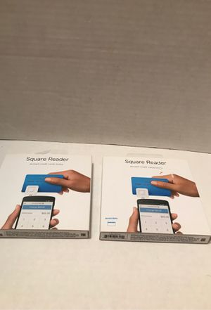 4 the price of 1 U Get 2 Square Reader for Sale in Jersey City, NJ