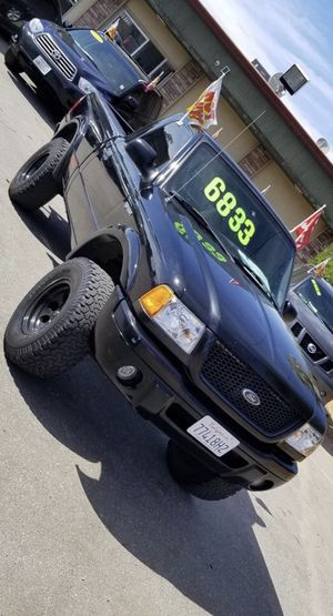 2002 FORD RANGER EDGE PACKAGE **PRICE IS FIRM*** for Sale in Riverside, CA