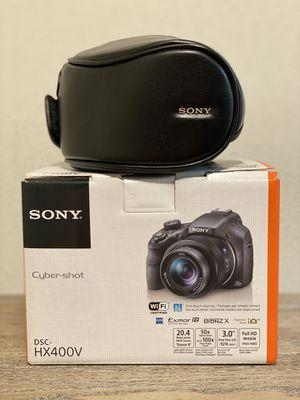 Sony Cyber-Shot DSC-HX400V Digital Camera for Sale in Houston, TX