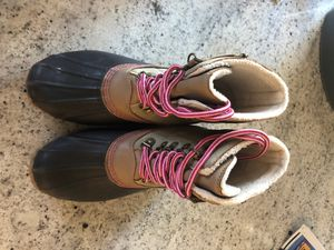 Girls Esprit Boots Size 1 for Sale in Walpole, MA