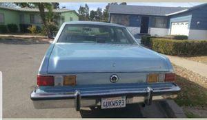 1975 Ford Granada se vende o se cambia x una pick up truck o una minivan for Sale in San Diego, CA