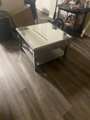 Mirrored Coffee table for Sale in Pleasanton, CA