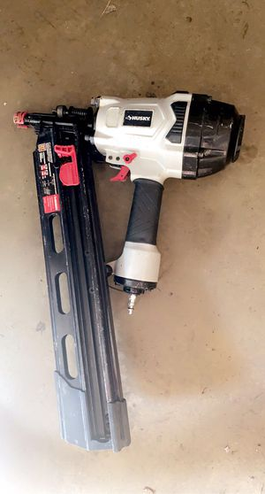 Husky nail gun for Sale in Silver Spring, MD