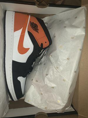 Jordan 1 mid shattered backboard Size 13 for Sale in Philadelphia, PA