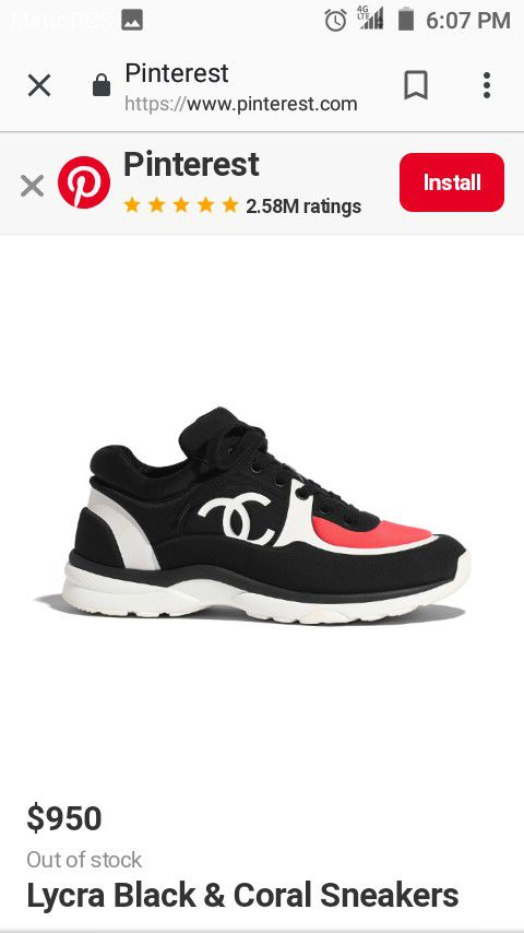 ***2019 CHANEL TRAINERS***NEWEST STYLE