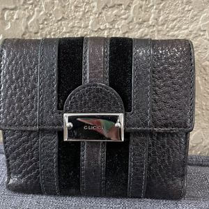 Gucci Leather Wallet for Sale in San Diego, CA