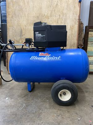SnapON Blue Point 6HP 30gal Air Compressor for Sale in Vancouver, WA
