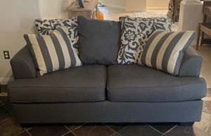 Levon loveseat and couch for Sale in Bakersfield, CA