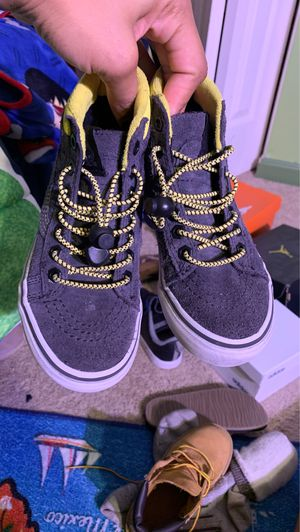 Used Big kids Vans size 13 for Sale in Temple Hills, MD