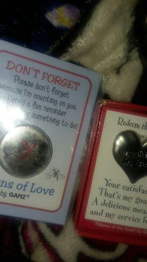 Love tokens and keys for Sale in Spokane, WA
