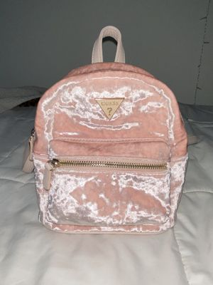 GUSSS light baby pink mini backpack for Sale in Chula Vista, CA