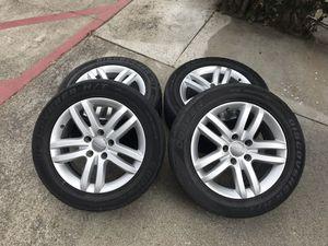 OEM Audi Q7 18 inch rims for Sale in Milpitas, CA