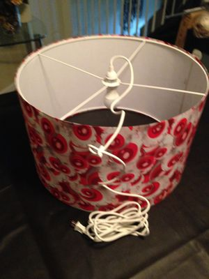 Hanging lamp shade for Sale in Charlotte, NC