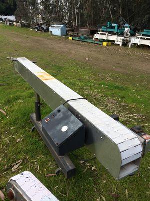 Stainless steel conveyor for Sale in Reedley, CA