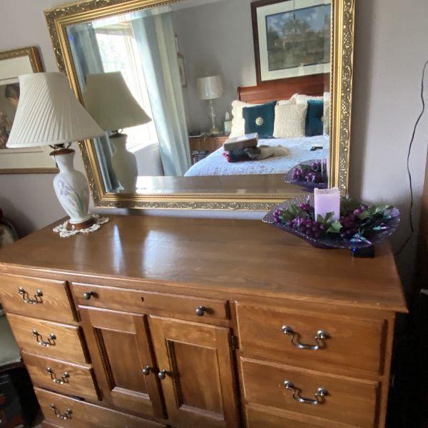 Dark Oak Bedroom Furniture