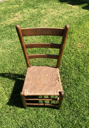 (Decorative) antique wooden chair (MAKE OFFER) for Sale in San Diego, CA