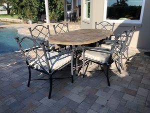 Outdoor Table and. Chairs for Sale in Largo, FL