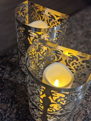 Battery operated candle holder /sconce for Sale in Kissimmee, FL