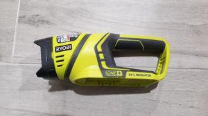 New Ryobi ONE+ 18-Volt Lithium-Ion Flashlight (P704) for Sale in Hemet, CA