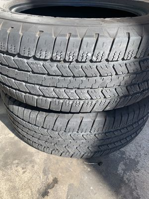 Goodyear wrangler 275/55R20 for Sale in Santa Maria, CA