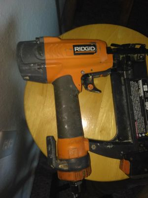 RIGID nail gun for Sale in Holiday, FL