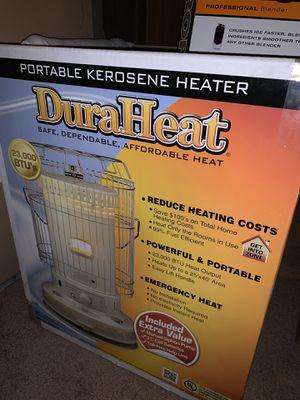 Portable kerosene heater $30 for Sale in Fort McDowell, AZ